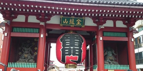 6.28 浅草雷門