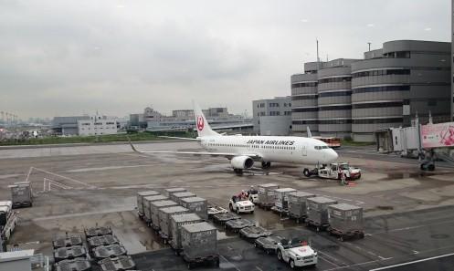 6.28 羽田空港