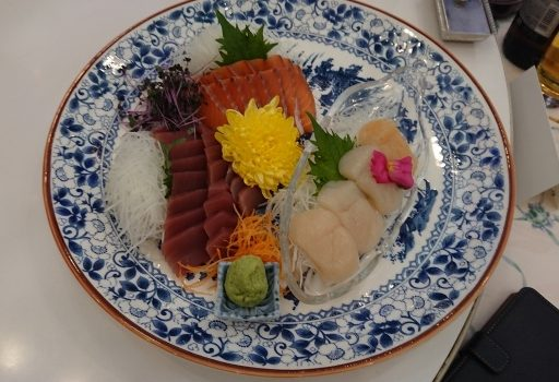 H30新年会 食事①